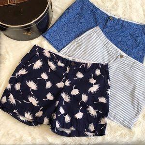 OLD NAVY Chino Shorts Bundle, Size 10